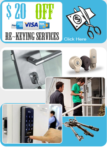 commercial Locksmith Offer